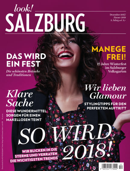 look! Salzburg December 01, 2017 00:00