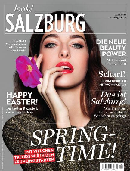 look! Salzburg March 30, 2018 00:00