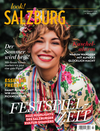 look! Salzburg Juli-August 2018