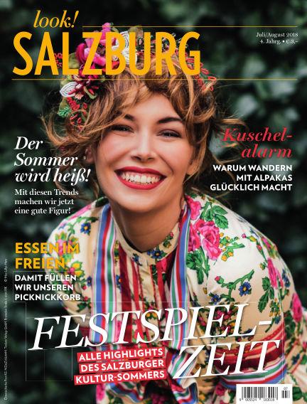 look! Salzburg June 29, 2018 00:00