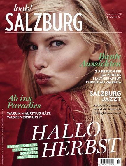 look! Salzburg August 31, 2018 00:00
