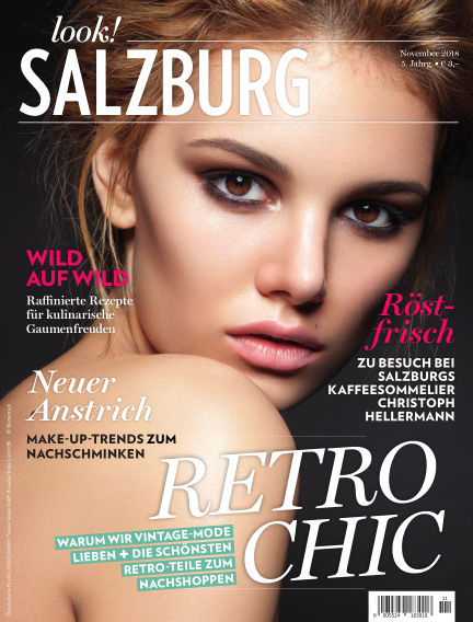 look! Salzburg November 02, 2018 00:00
