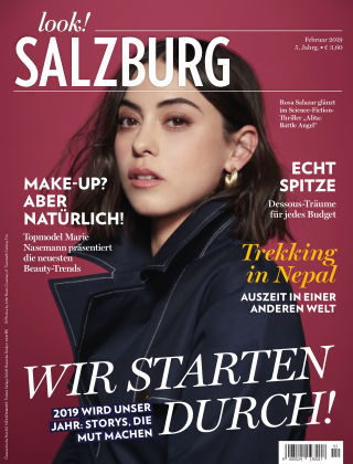 look! Salzburg Februar 2019
