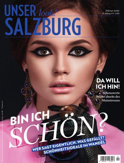 Unser look! Salzburg January 31, 2020 00:00