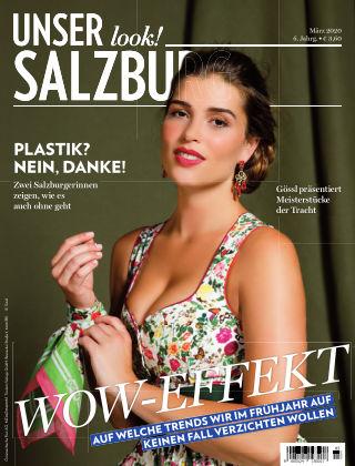 Unser look! Salzburg März 2020