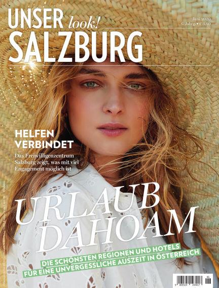 Unser look! Salzburg June 05, 2020 00:00