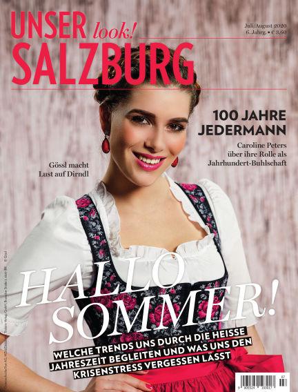 Unser Salzburg July 03, 2020 00:00