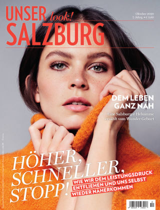 Unser look! Salzburg Oktober 2020