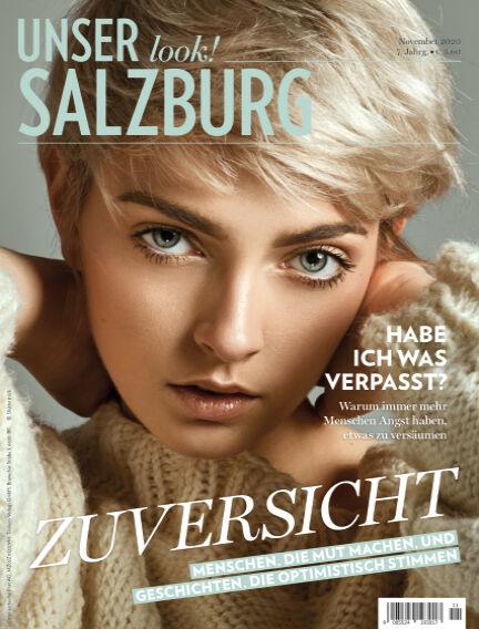 Unser look! Salzburg October 30, 2020 00:00