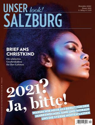 Unser look! Salzburg Dez 2020/Jän 2021
