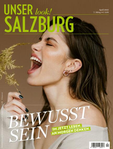 Unser look! Salzburg April 02, 2021 00:00