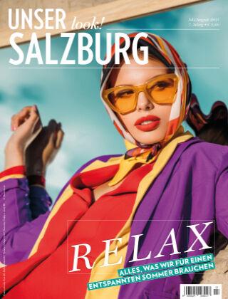Unser look! Salzburg Juli/August 2021
