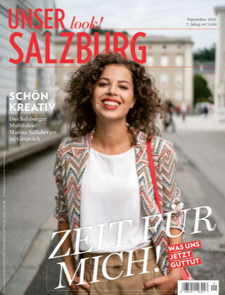 Unser look! Salzburg September 2021