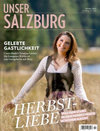 Unser Salzburg Oktober 2021
