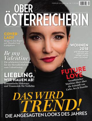 Oberösterreicherin 2018-01