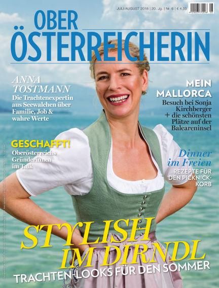 Oberösterreicherin