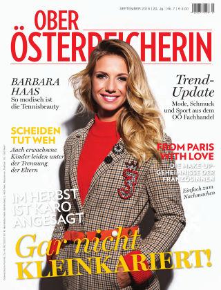 Oberösterreicherin 07-2018