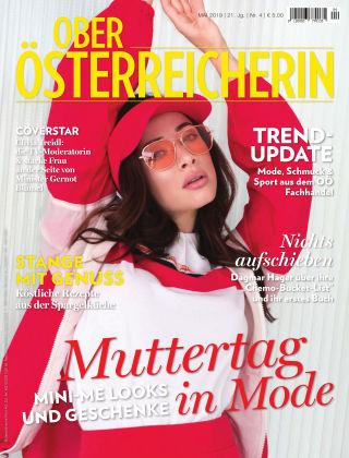Oberösterreicherin 04-2019