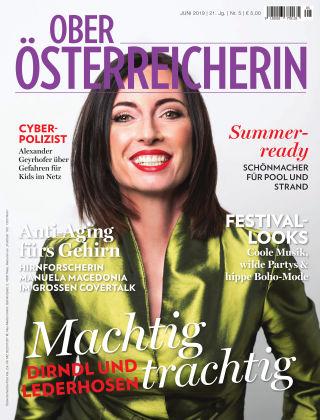 Oberösterreicherin 05-2019