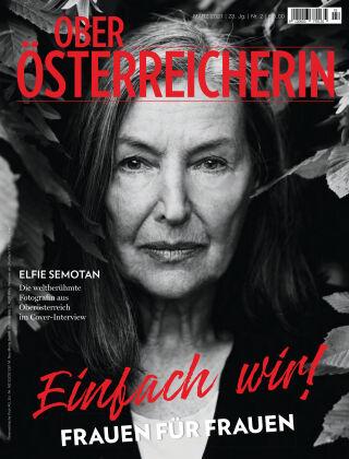 Oberösterreicherin 02-2021
