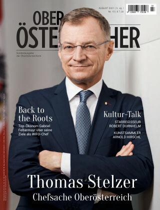 Oberösterreicherin 03-2021