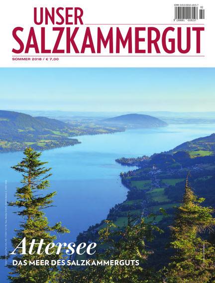Unser Salzkammergut August 06, 2018 00:00