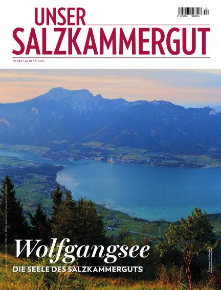 Unser Salzkammergut September 29, 2018 00:00