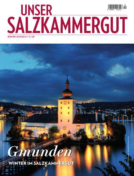 Unser Salzkammergut November 16, 2018 00:00