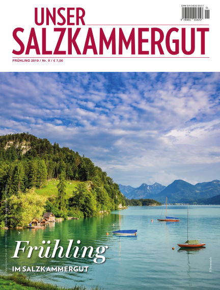 Unser Salzkammergut April 05, 2019 00:00