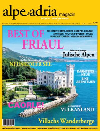Alpe Adria Magazin Nr. 41