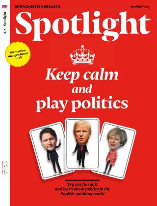 Spotlight - Einfach besser Englisch 04/2017