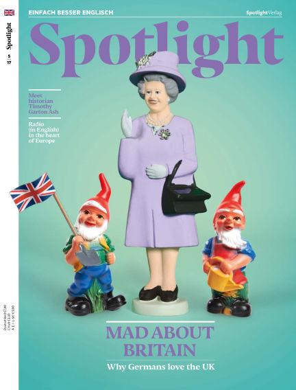 Spotlight - Einfach besser Englisch April 25, 2017 00:00