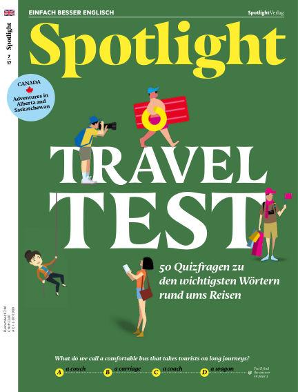 Spotlight - Einfach besser Englisch June 27, 2017 00:00