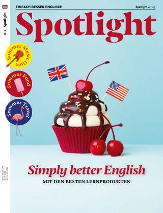 Spotlight - Einfach besser Englisch 08/2017