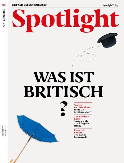 Spotlight - Einfach besser Englisch August 29, 2017 00:00