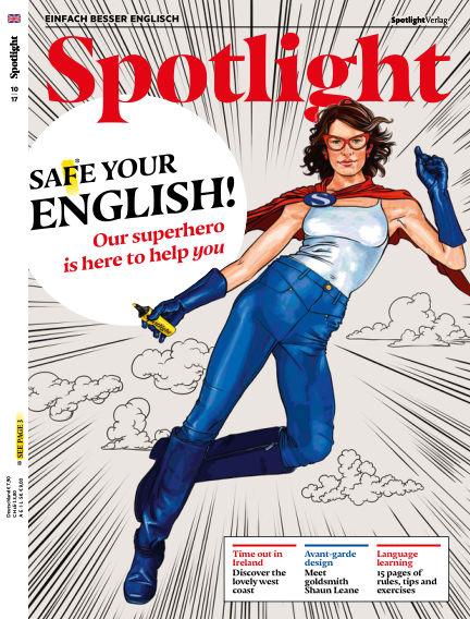 Spotlight - Einfach besser Englisch September 27, 2017 00:00
