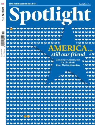 Spotlight - Einfach besser Englisch 11/2017
