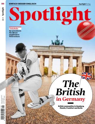 Spotlight - Einfach besser Englisch 02/2018