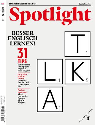 Spotlight - Einfach besser Englisch 05/2018