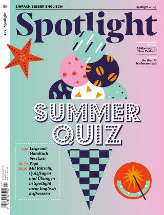 Spotlight - Einfach besser Englisch 07/2018