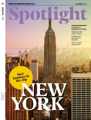 Spotlight - Einfach besser Englisch 08/2018