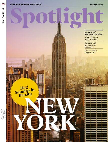 Spotlight - Einfach besser Englisch July 24, 2018 00:00
