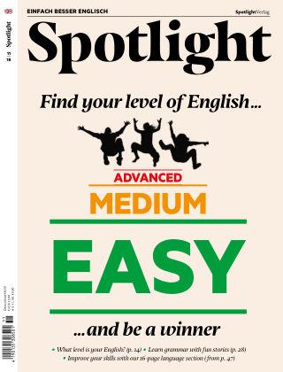 Spotlight - Einfach besser Englisch 11/2018