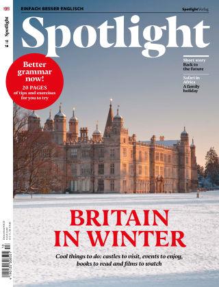 Spotlight - Einfach besser Englisch 13/2018