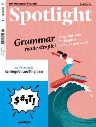 Spotlight - Einfach besser Englisch 02/2019