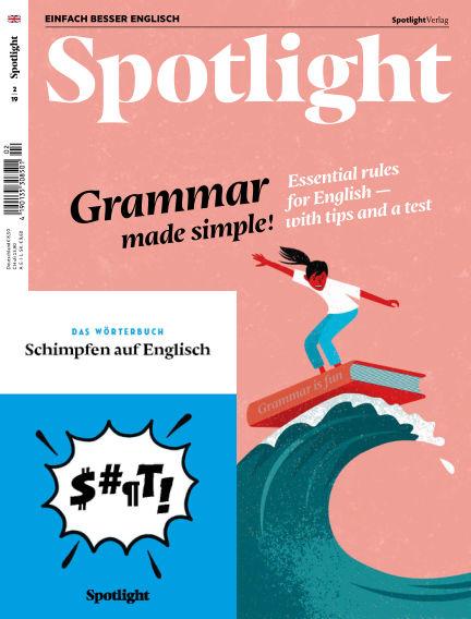 Spotlight - Einfach besser Englisch January 22, 2019 00:00