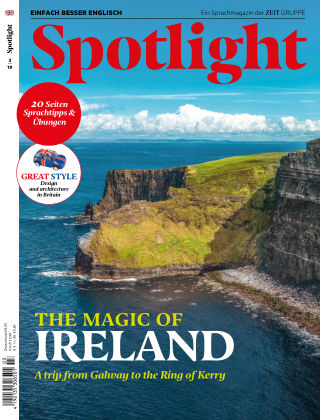 Spotlight - Einfach besser Englisch 03/2019