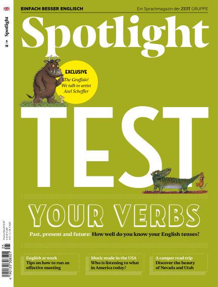 Spotlight - Einfach besser Englisch April 09, 2019 00:00