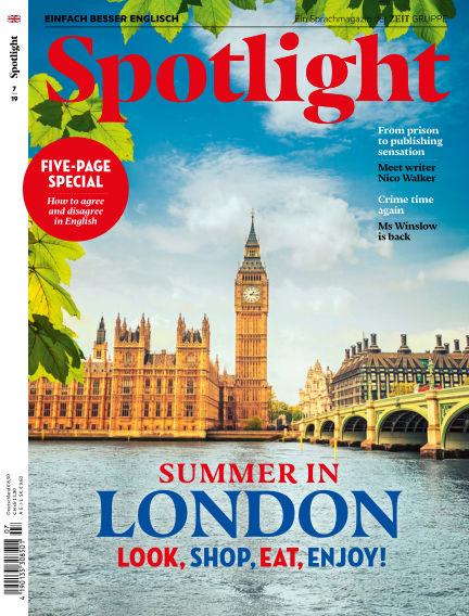 Spotlight - Einfach besser Englisch May 28, 2019 00:00