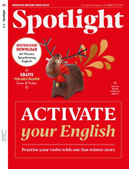 Spotlight - Einfach besser Englisch November 20, 2019 00:00